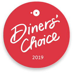 Open Table: Diner's Choice 2019